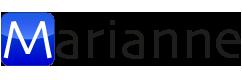 Autorijschool Marianne Logo